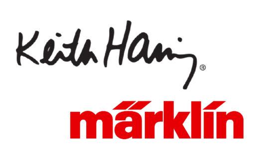 Märklin – Keith Haring Message Wagons